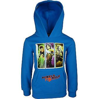Boys Star Wars Hooded Sweatshirt / Hoodie