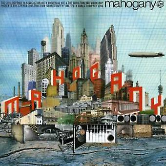 Mahogany - Connectivity [CD] USA import