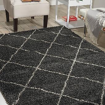 Brisbane Rugs Bri03 In Charcoal