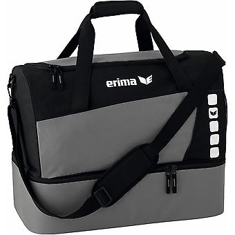 Erima Sporttasche Club 5 mit Bodenfach Grau - 723339