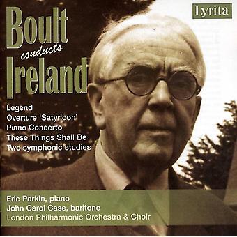 J. Irland - Boult gennemfører John Irland [CD] USA import