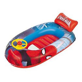 Bestway Boat With Spiderman Volante 112 Cm (Outdoor , Pool And Water Games , Inflatables)