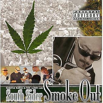 Syd Sider røg - Syd Sider røg ud [CD] USA importerer