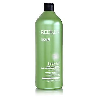 Redken Body Full Light Conditioner (Woman , Hair Care , Conditioners and masks)