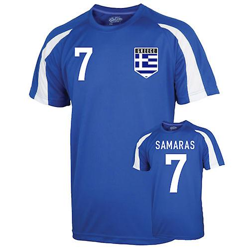 Greece Sports Training Jersey (samaras 7) - Kids