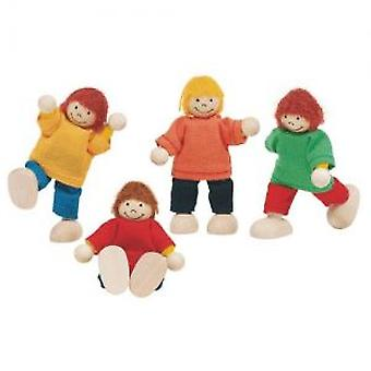 Goki Flexible puppets - Children