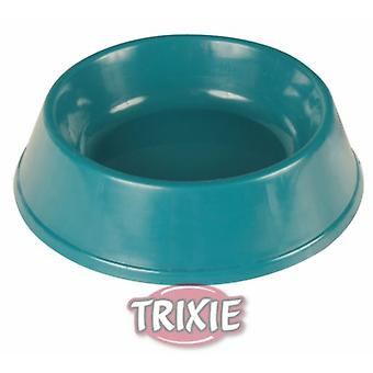 Trixie Plastic Feeder, Plastic (Dogs , Bowls, Feeders & Water Dispensers)