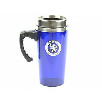 Chelsea FC Official Football Travel Mug