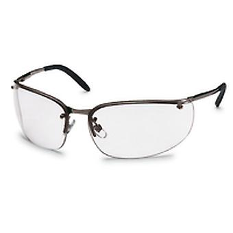 Uvex 9159-105 Winner Scratch Resistant Safety Spectacles Glasses Metal Frame