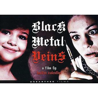 Black Metal Veins [DVD] USA import