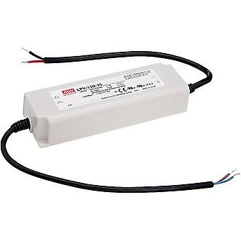 LED transformer Constant voltage Mean Well LPV-150-24 151 W (max)