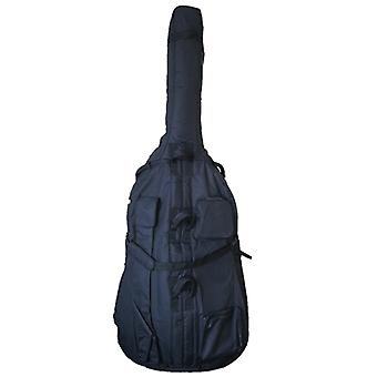 Stentor  1/8 Size Padded Rayon Canvas Double Bass Cover