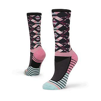 Haltung-Achse Crew Crew Socken