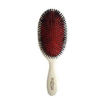 Mason Pearson B1 Large Extra Bristle Brush White
