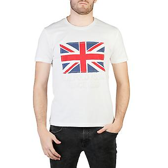 U.S. Polo Men T-shirts White