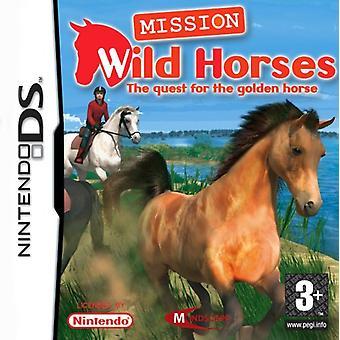 Reelt eventyr vilde heste (Nintendo DS)