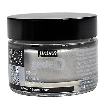 Pebeo Gedeo Gilding Wax 30ml (Silver)