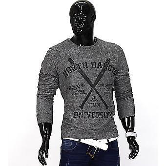 Men's Hoodie Sweatshirt Hoodie Sweatshirt Contrast College Sweatjacket