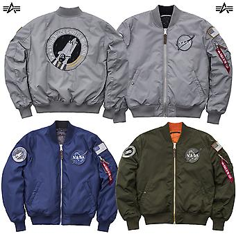 Alpha industries MA-1 jacket VF NASA RP