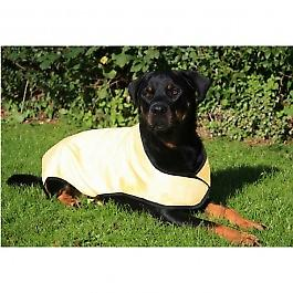 cool Dog Cooling Coat-yellow-small (38cm)