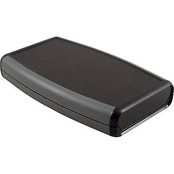 Tragbare Gehäuse 147 x 89 x 25 Acrylnitril-Butadien-Styrol schwarz Hammond Electronics 1553WDBK 1 PC