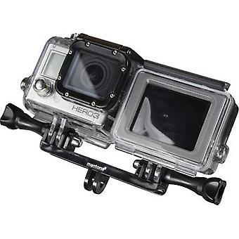 Mounting adapter Mantona 21051 Suitable for=GoPro