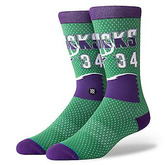 Stance Bucks 96 HWC NBA Socks - Green