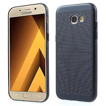 Cas de téléphone portable pour Samsung Galaxy A5 2017 manchon affaire sac Housse Etui bleu