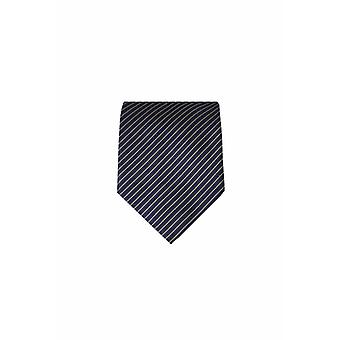Blauwe  stropdas M20