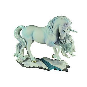 Luna Lakota Pear Lecent Unicorn Statue