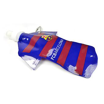 FC Barcelona Foldable water bottle With Carabiner 350 ml