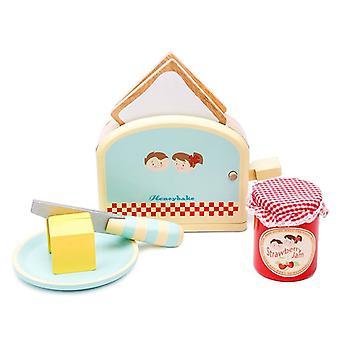 Le Toy Van Honeybake tostadora conjunto