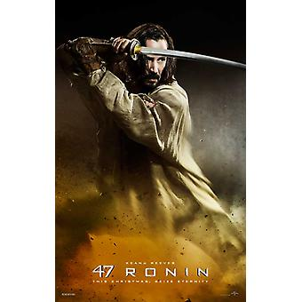47 Ronin Movie Poster (11 x 17)
