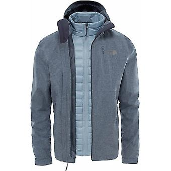 North Face Thermoball Triclimate Jacket - TNF Dark Grey Heather
