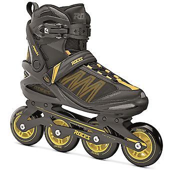 Roces Mens Argon Skates Inline Shoes Sports Footwear