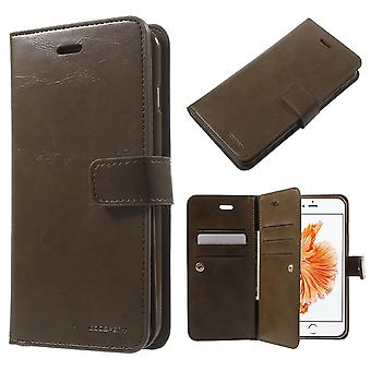 Mercury Goospery Mansoor iPhone 8 Plus/iPhone 7 Plus-Brown