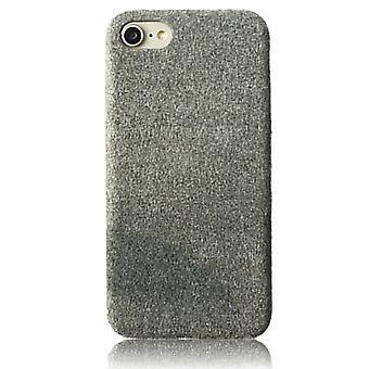 Plysj grå saken - iPhone 7/8