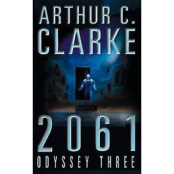 2061 - odyssey tre av Arthur C. Clarke - 9780586203194 bok