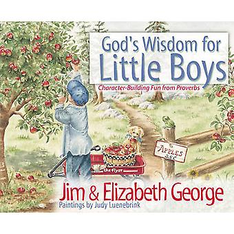 God's Wisdom for Little Boys - Character-building Fun from Proverbs by