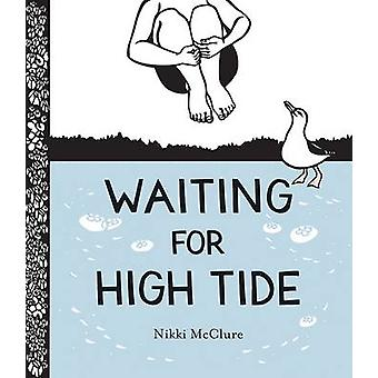 Waiting for High Tide - The Schnoz of Doom by Nikki McClure - 97814197