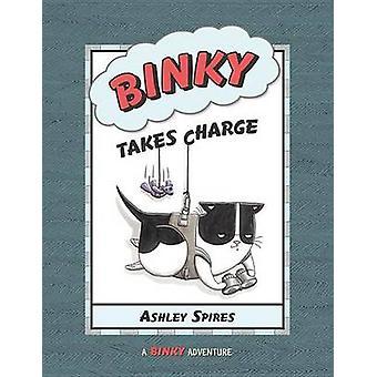 Binky tar laddning av Ashley spiror - Ashley spiror - 9781554537037 B