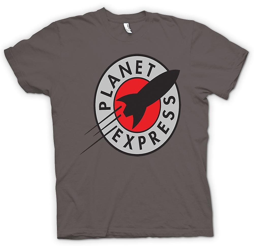 Womens T-shirt - Planet Express - citat