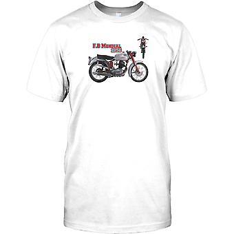 FB Mondial 1956 - Italian Classic Bike Kids T Shirt