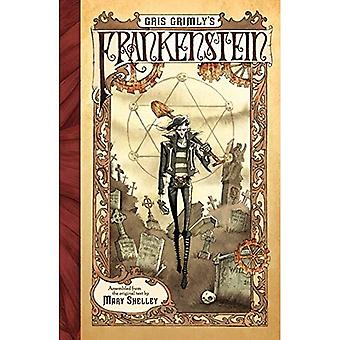 Gris Grimly é Frankenstein: 3
