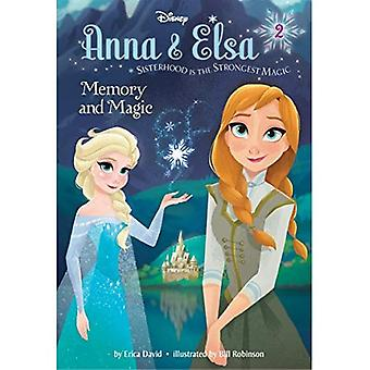 Anna & Elsa #2: Memory and Magic (Disney Frozen) (Stepping Stone Book(tm))