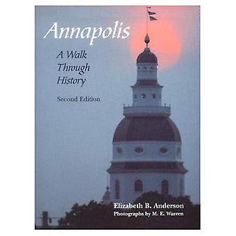 Annapolis: Kulkea historian