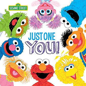 Just One You! (Sesame Street Scribbles)