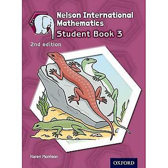 Nelson internationella matematik 2nd Edition Student boka 3