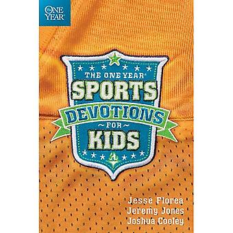 The One Year Sports Devotions for Kids PB