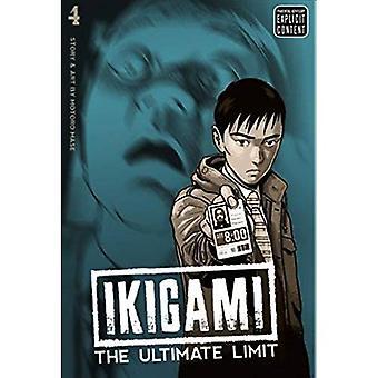 Ikigami Volume 4